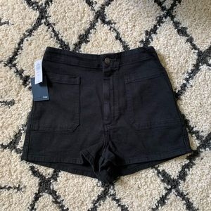 Aritzia Wilfred free High Waisted Shorts